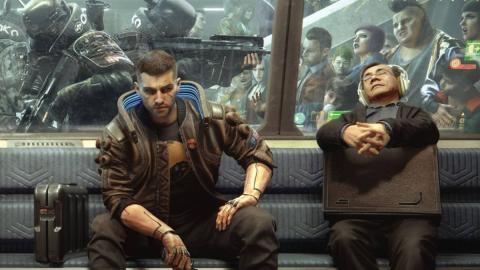 Cyberpunk 2077 gráficos