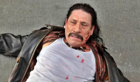 Danny Trejo es el actor que más veces muere en Hollywood