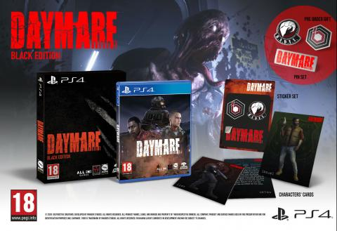Daymare 1998 PS4