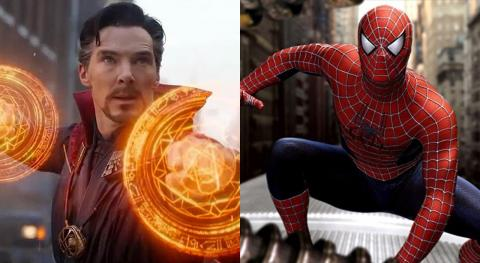 La divertida referencia a Doctor Strange que no recordabas de Spider-man 2