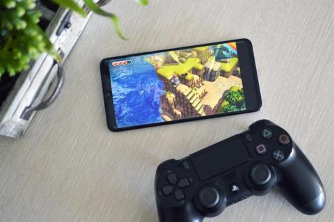 DualShock móvil Android