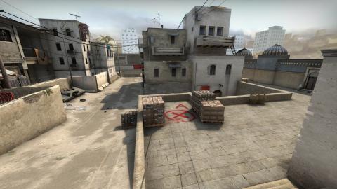 Dust 2 Counter-Strike