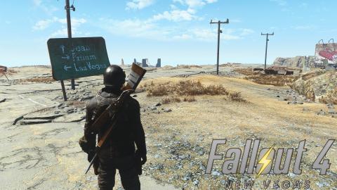 Fallout 4 New Vegas