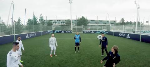 FIFA 20 Real Madrid VOLTA