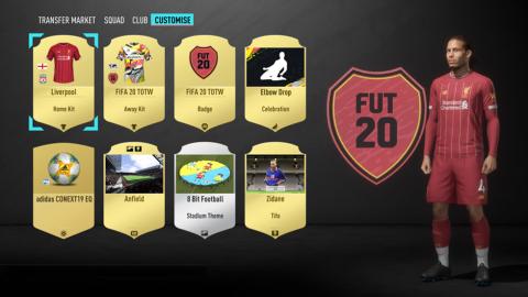 Electronic Arts FIFA FUT 20 microtransacciones