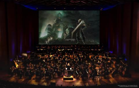 Final Fantasy VII Remake Orchesta World Tour