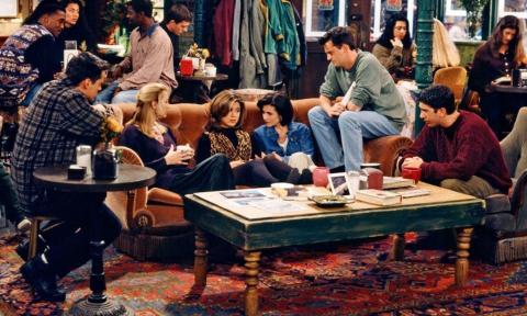 Friends - Central Perk