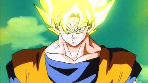 Goku Super Saiyan - El ajedrez de Dragon Ball Z