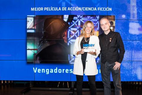 HobbyPremios 2020 - Premios de Entretenimiento