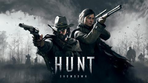shooter hunt showdown crytek