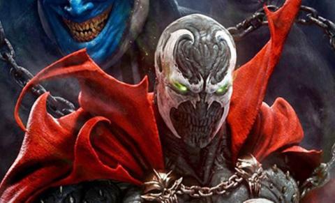 El ilustrador de God of War crea esta impresionante imagen de Spawn