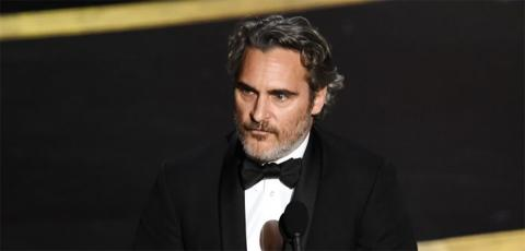 Joaquin Phoenix Oscar