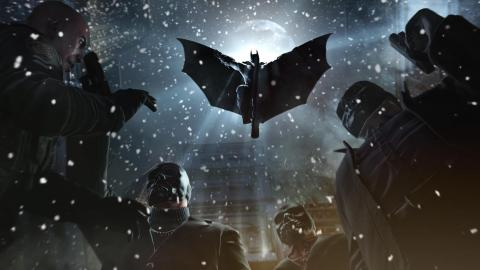 Juego Batman reboot