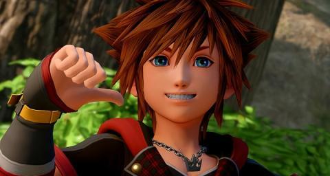 Kingdom Hearts 3 Xbox Game Pass
