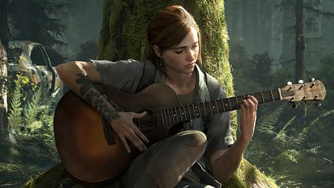The Last of US Parte 2 voz Ellie español