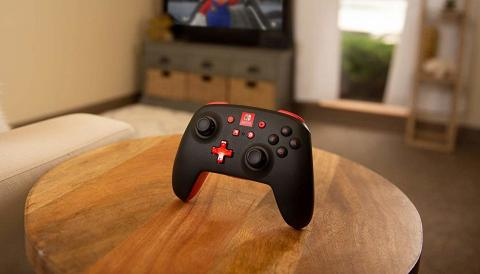 Mando inalámbrico mejorado para Nintendo Switch de Power A