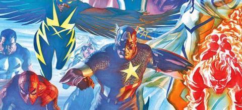 """Marvel Comics anuncia la """"serie más ambiciosa del Universo Marvel"""", con dos pesos pesados de la industria"""