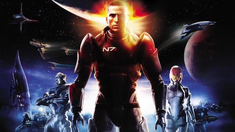 Mass Effect moralidad