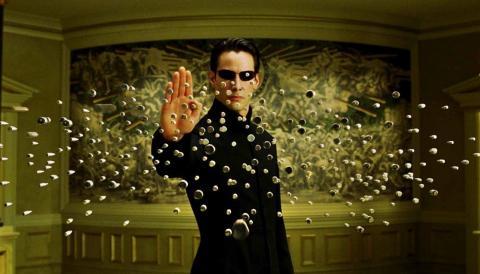 Matrix Reloaded - Neo