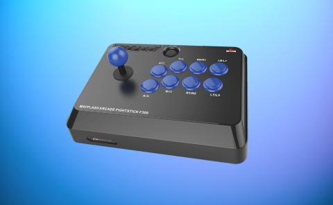 Mayflash Arcade Joystick Fightstick de F300