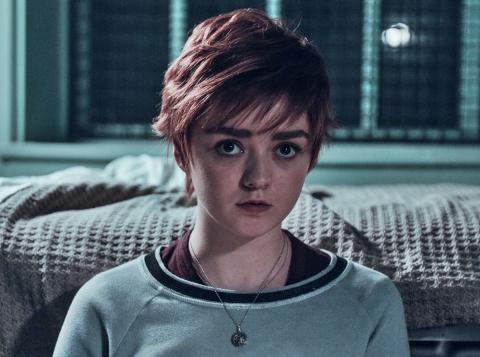 Los nuevos mutantes - Maisie Williams
