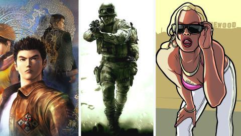 Nuevas ofertas Retro y Remastered PS Store