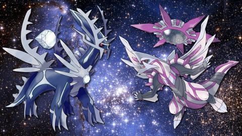 Pokémon Diamante y Perla remake