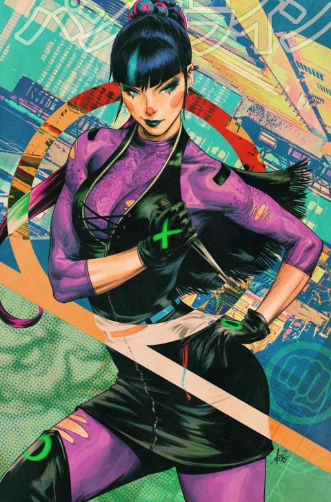 Punchline, la nueva novia del Joker