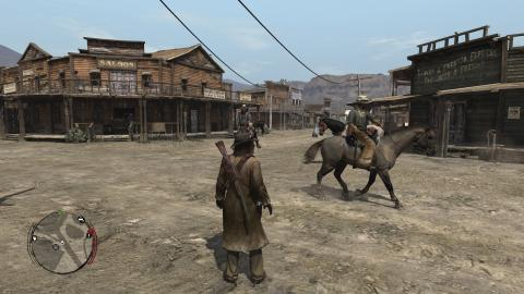 Red Dead Redemption Xbox One X