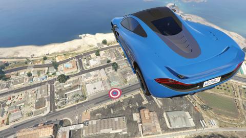 Saltos en GTA V