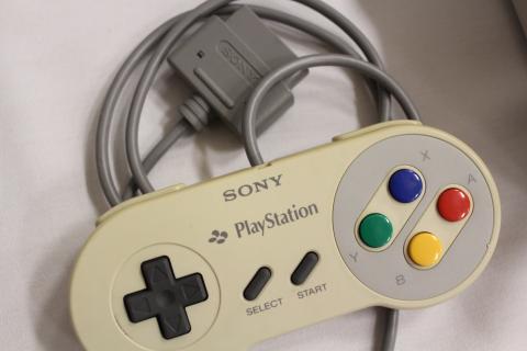 SNES PlayStation