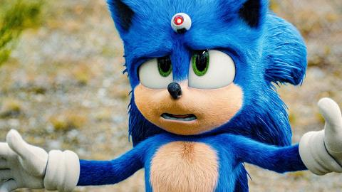 Sonic pelicula