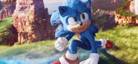 Sonic La película - Green Hill