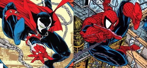 Spawn y Spider-Man