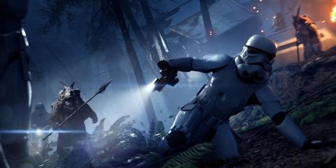 Star Wars Battlefront 2 Age of Rebellion