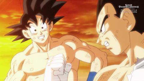 Super Dragon Ball Heroes episodio anime especial