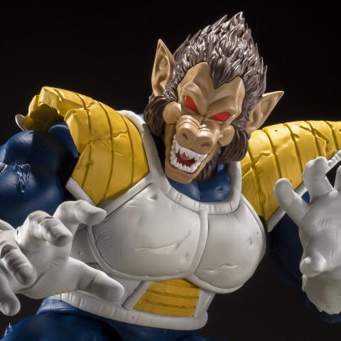 Vegeta Ohzaru Great Ape - SH Figuarts
