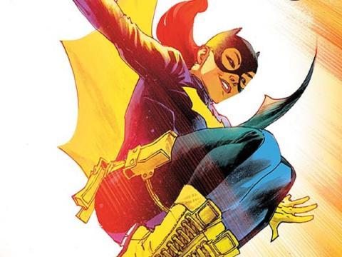 Imagen de Batgirl: El arte del crimen, cómic de DC