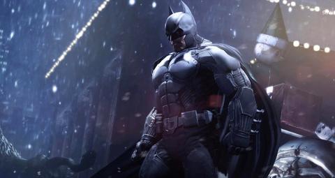 Batman reboot juego