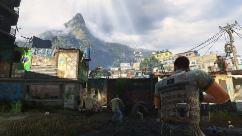 Call of Duty Modern Warfare 2 Campaña