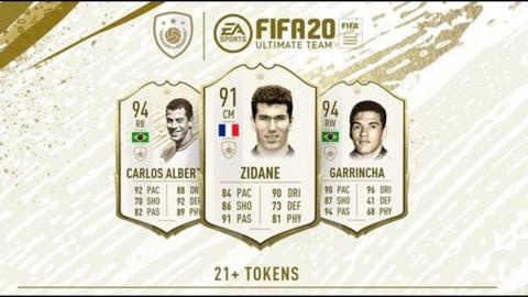 Cambio de iconos 3 FIFA 20