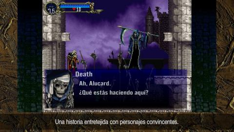 Castlevania Symphony of the Night iOS Android