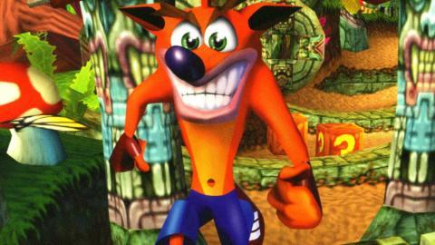 Crash Bandicoot PSX
