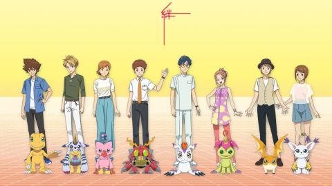 Digimon Adventure nueva película