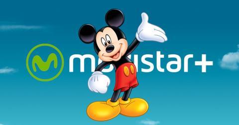 Disney y Movistar