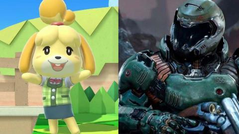Doom y Animal Crossing
