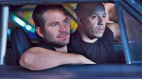 Fast and Furious - Paul Walker y Vin Diesel