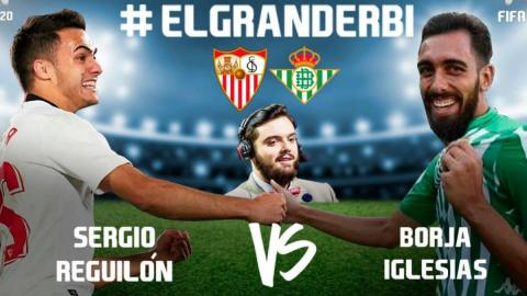 FIFA 20 La Liga Sevilla Betis