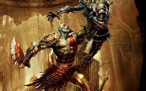 God of War 3 cumple 10 años