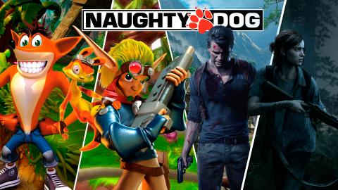 Historia de Naughty Dog